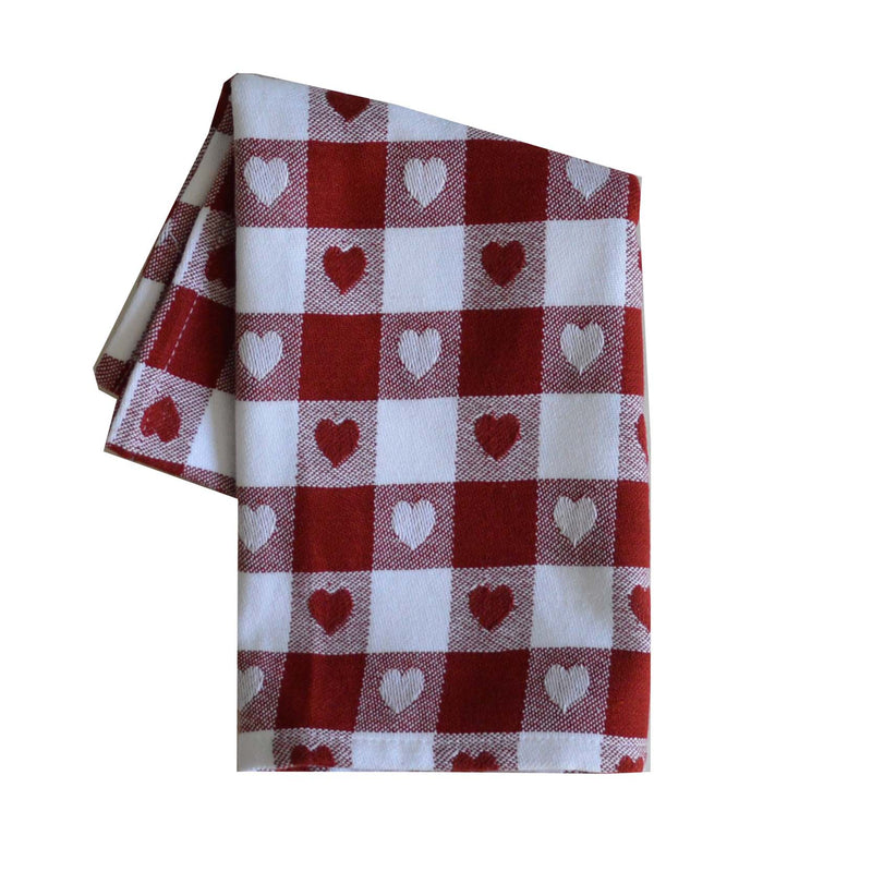 Tea Towel - Dunroven House Jaquard Woven