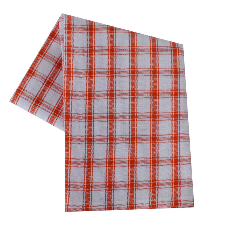 Tea Towel - Dunroven House Creekside Plaid