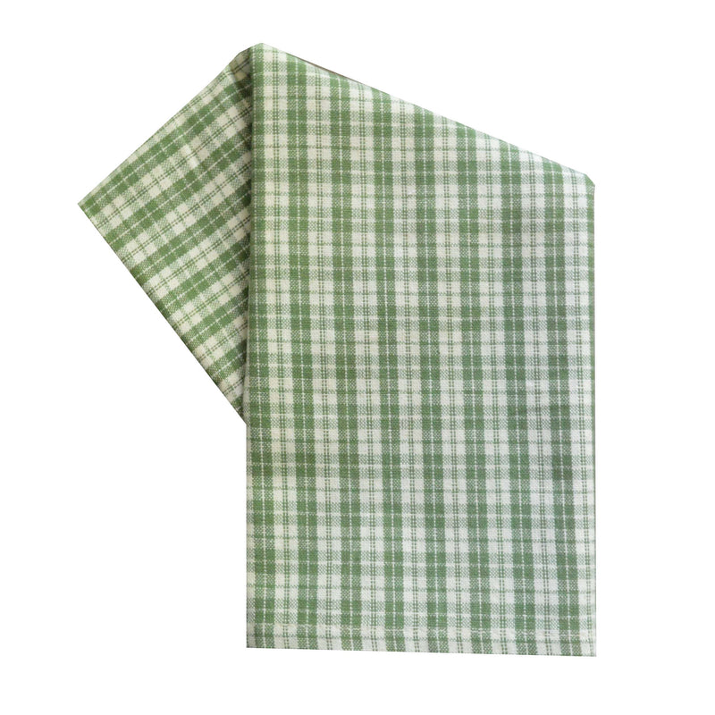 Tea Towel - Dunroven House Checkerpane