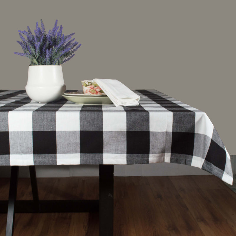 Tea Towel - Dunroven House Ticking Stripe on White