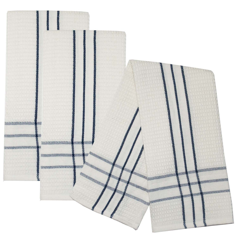 Spring Seasonal Towel Set of 3 - Light Blue