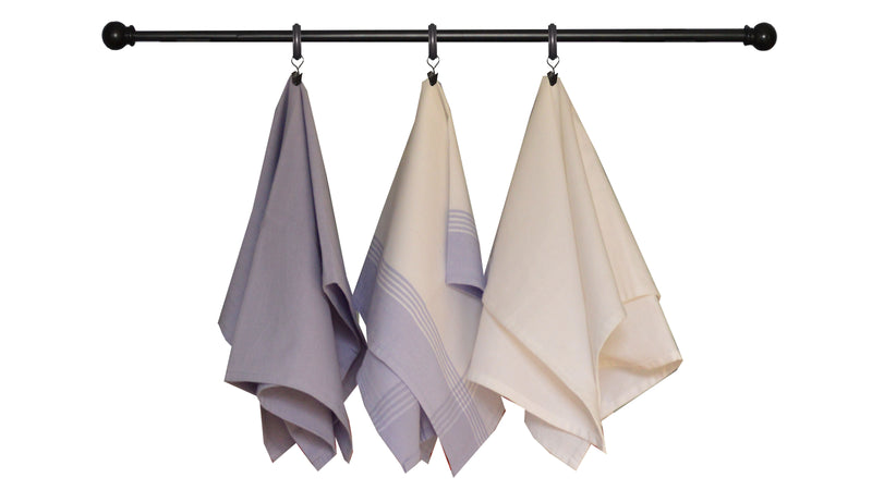Spring Seasonal Towel Set of 4 - Mint