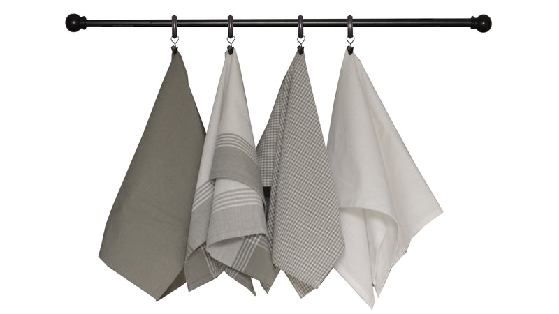 Variety Towel Set - Terra Cotta Set of 4