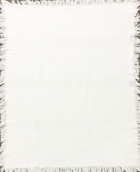 Toweling Fabric - Plain Weave Vintage Stripe Border