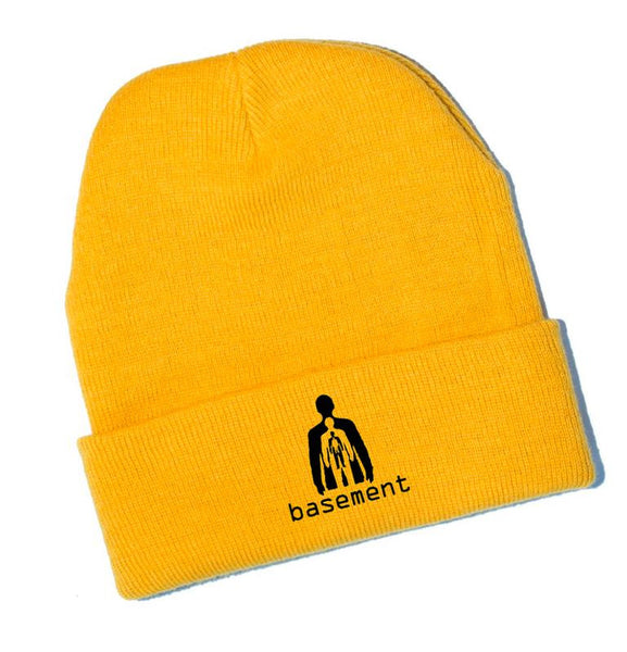 YELLOW WINTER HAT
