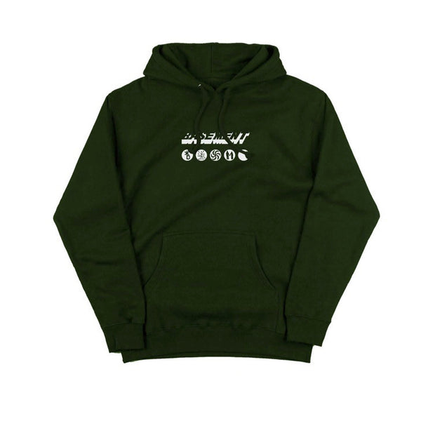 GRAPHIC HOODY