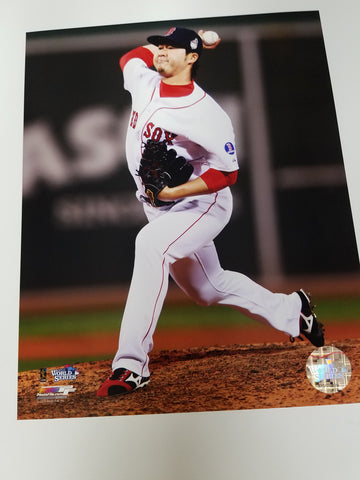 UNSIGNED Junichi Tazawa 8x10