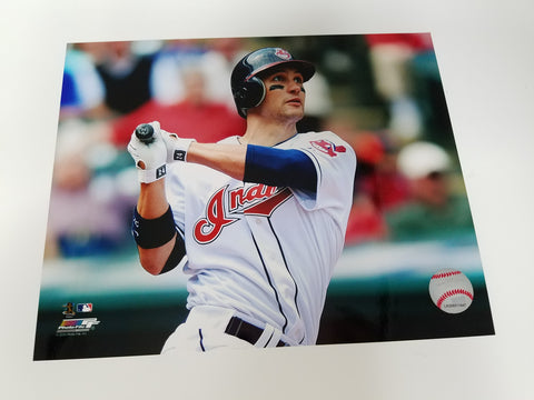 UNSIGNED Grady Sizemore (batting2) 8x10