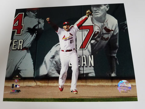 UNSIGNED Allen Craig (celebrate) 8x10