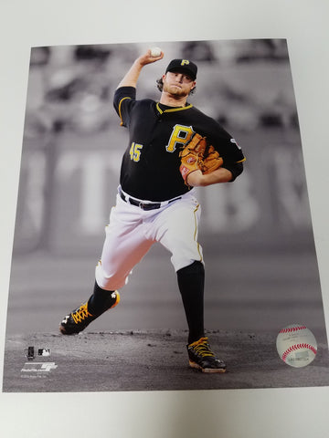 UNSIGNED GerrIt Cole 8x10