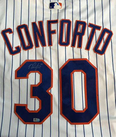 Michael Conforto Name Only Mets Jersey