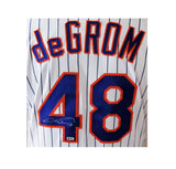 Jacob DeGrom Autographed Mets Authentic Jersey