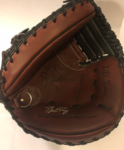Buster Posey Autographed Catcher's Mitt