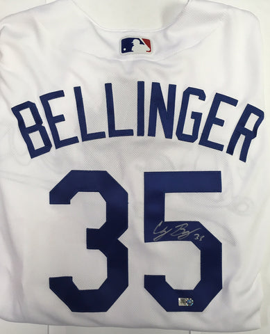 Cody Bellinger Autographed Jersey