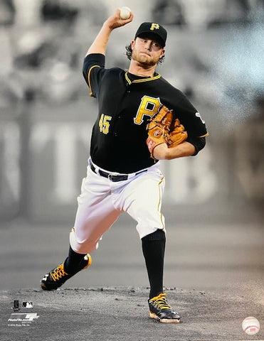 UNSIGNED Gerrit Cole 16X20