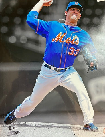 UNSIGNED Matt Harvey 16X20