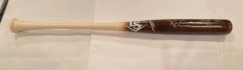 Ryan Zimmerman Autographed Game Model Louisville Slugger Bat