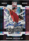 Randal Grichuk Autographed Rookie Card