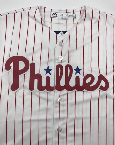 Unsigned Replica Philadelphia Phillies Jersey