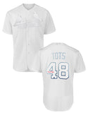 Harrison Bader Autographed 2019 Authentic Players' Weekend Nickname Jersey