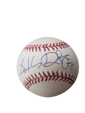Anthony Desclafani Autographed Baseball