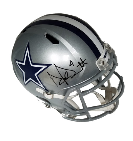 Dak Prescott Speed Cowboys Replica Full Size Helmet