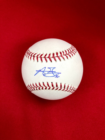 Austin Gomber Autographed Baseball - Cardinals Care