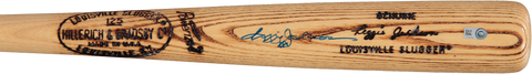 Reggie Jackson Autographed Game Model Louisville Slugger Bat