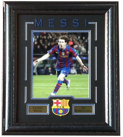 Lionel Messi Framed 20x24 Collage