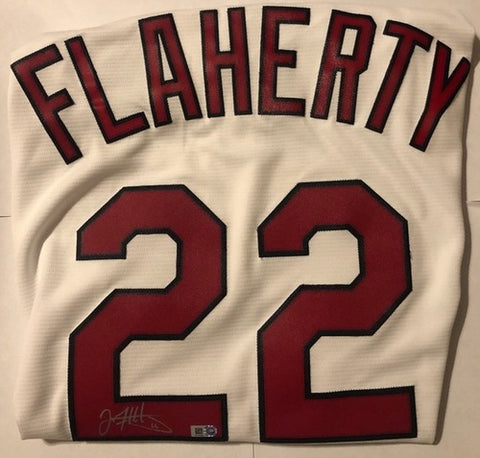 Jack Flaherty Autographed St. Louis Cardinals Replica Jersey