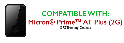 battery compatible with prime at plus (2g) gps tracking devices