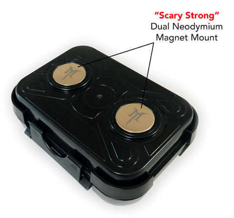 Monster Magnetics MiniMag Plus with Powerful Dual Neodymium Magnets
