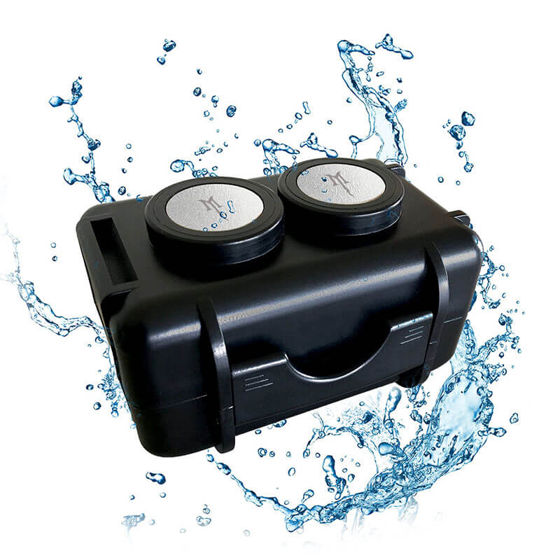 MiniMag 2 Dual-Magnet Waterproof Magnetic Case