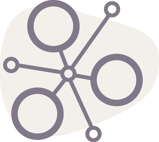 Collagen production icon