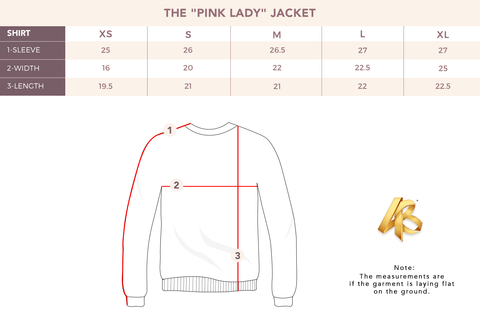 "The ""Pink Lady"" Jacket"