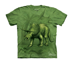 Triceratops Youth T-Shirt