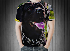 T-Shirt - Dog labrador animals sam