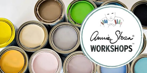 Annie Sloan Chalk Paint Workshops