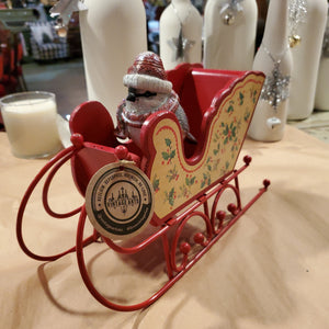 Vintage Holly sled