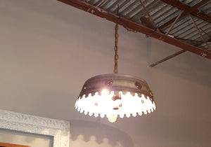 Vintage Farmhouse Light Fixture