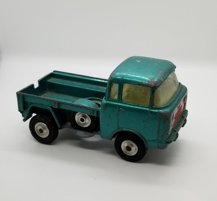 Vintage Green Jeep toy