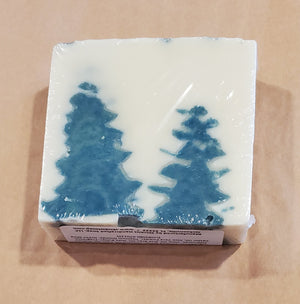 O Christmas Tree - Skinkist Handcrafted Soap