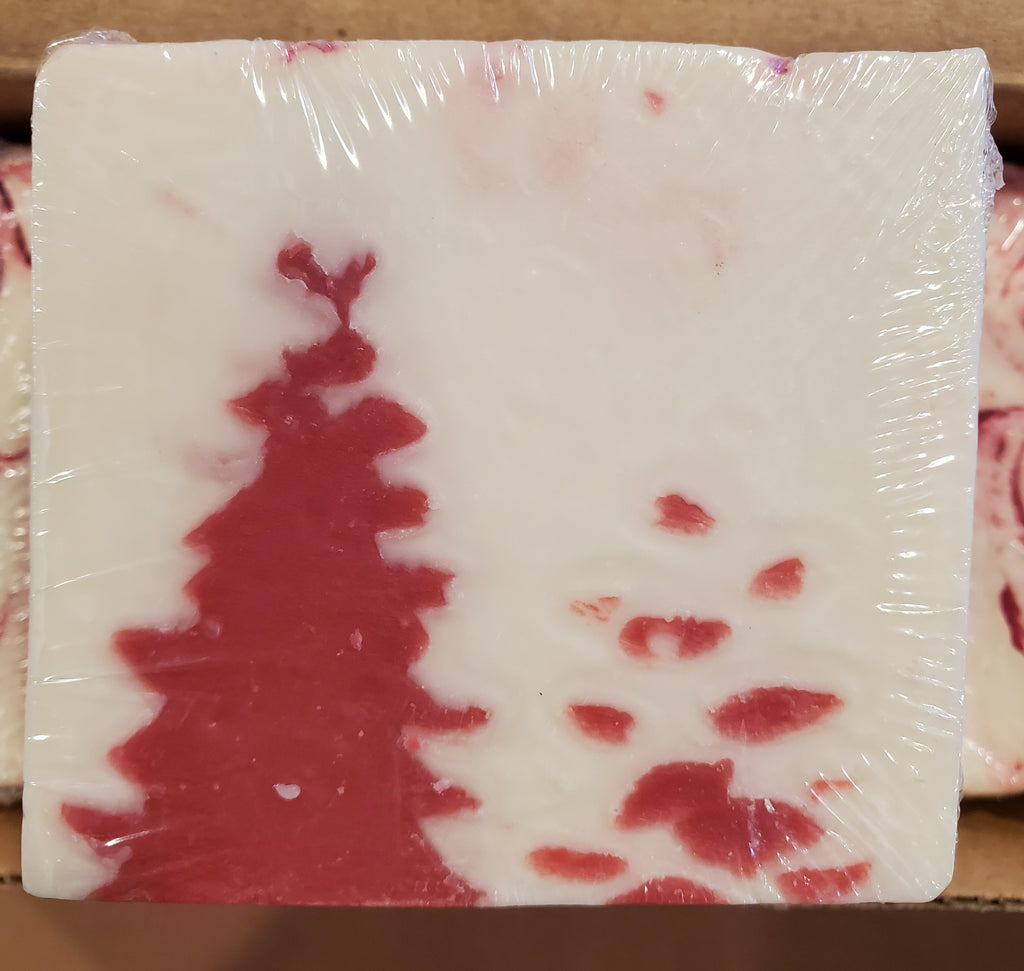 Cranberry Orange Soap - Skinkist Handcrafted Soap