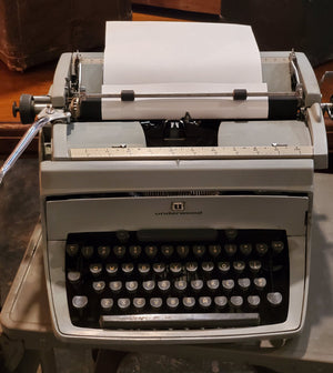 Vintage Underwood Typewriter