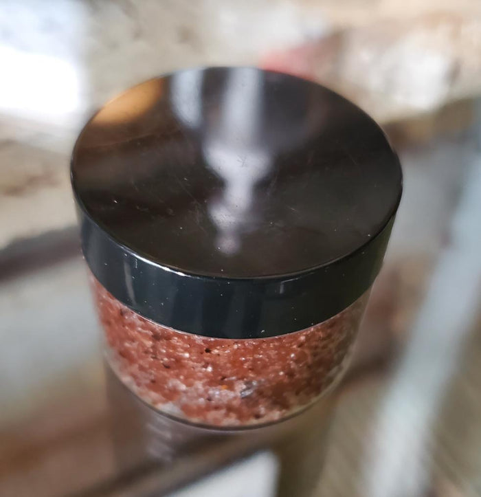 All natural lip scrub - locally made