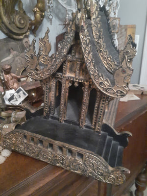 Thai Spirit House - vintage