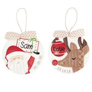 Personalizable ornament