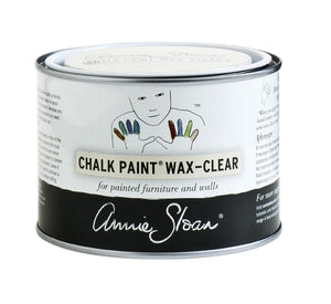 Clear - Annie Sloan Chalk Paint® WAX