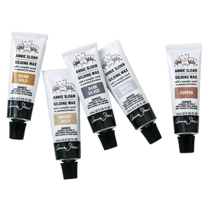 Metallic Gilding Wax 15ml tube -  Annie Sloan Chalk Paint®