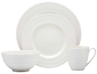 Kate Spade Dinnerware - Lenox Fair Harbor White Truffle